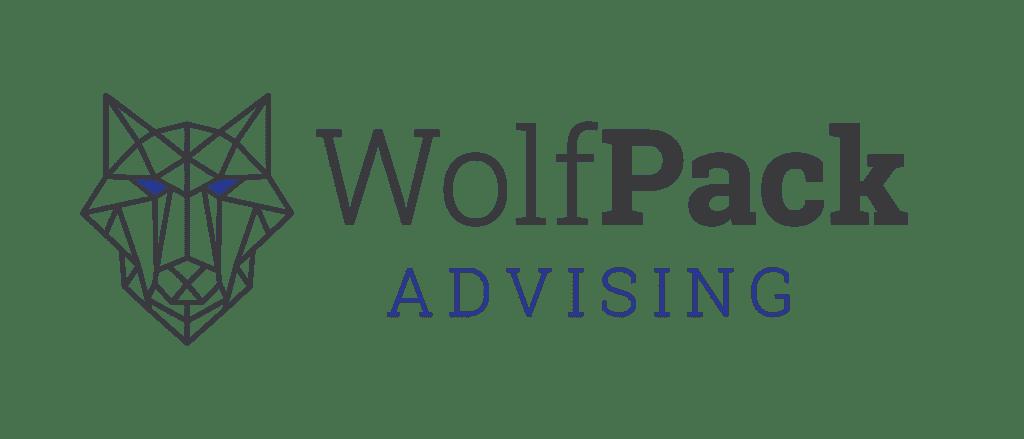 WolfPack Advising Transparent Logo